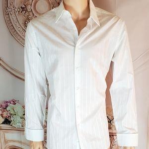❤ Perry Ellis long sleeve shirt size L ❤